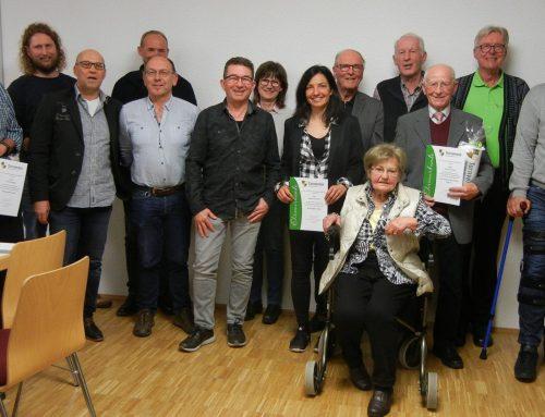 Dominik Schuhmacher als 1. Vorsitzender wiedergewählt