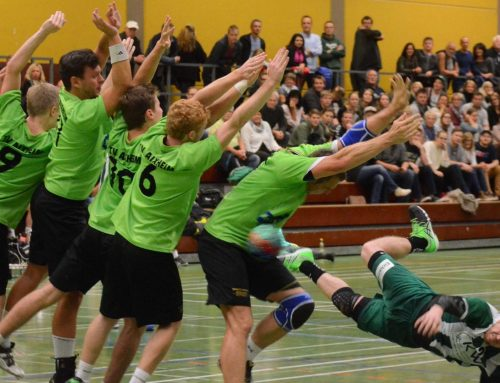 Die Handballergebnisse vom Wochenende 25./26.05.2019 (Sommersaison 2019)