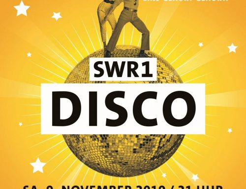 SWR1-Disco am 09.11.2019