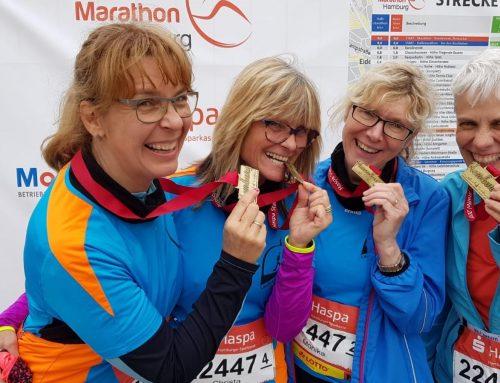 Läufer des TV Lauftreffs Spaichingen erfolgreich bei Haspa Marathon in Hamburg