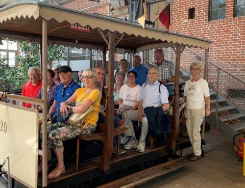 Ausflug der Seniorenvolleyball (JMT1) Männer und Frauen im TV Spaichingen