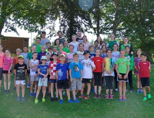 Kinderferienprogramm Leichtathletik beim TV Spaichingen