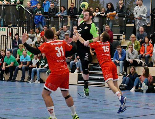 Handballergebnisse vom 08.11./09.11.2019