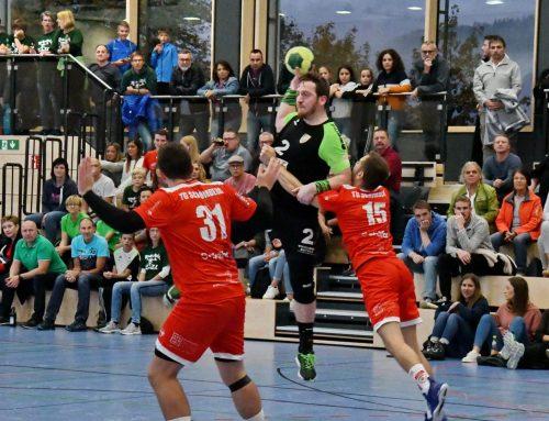 Handballberichte vom Wochenende 12./13.10.2019