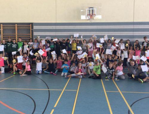 Handball Grundschulaktionstag 2019
