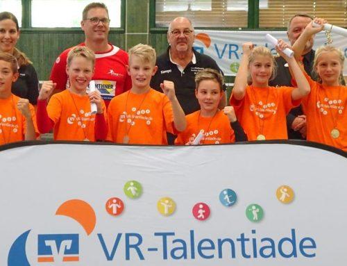 Lui Wenzler erfolgreich bei VR Talentiade in Rottweil