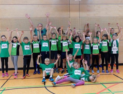 Leichtathletik Kinderliga