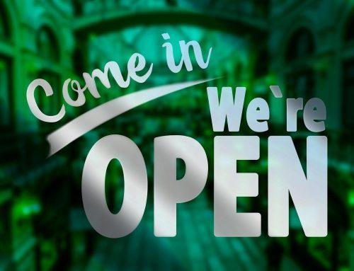 Öffnungszeiten Geschäftsstelle