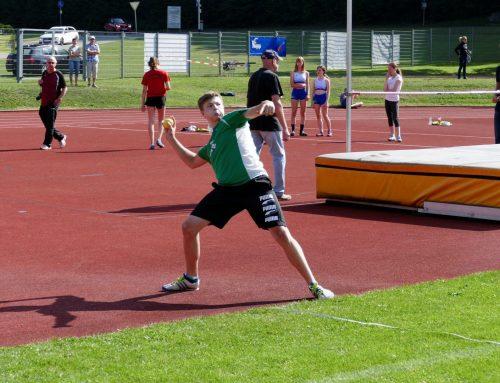 Spaichinger Leichtathleten dominieren